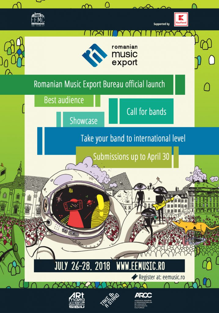 Call for bands RME showcase