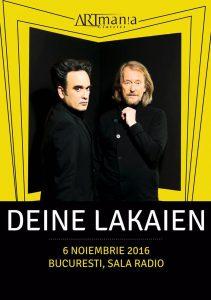 Classics 2016 Deine Lakaien